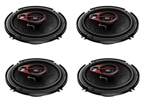 Speaker Pioneer 6 Inch buy pioneer ts r1650d 250w 6 inch shallow mount 3 way car
