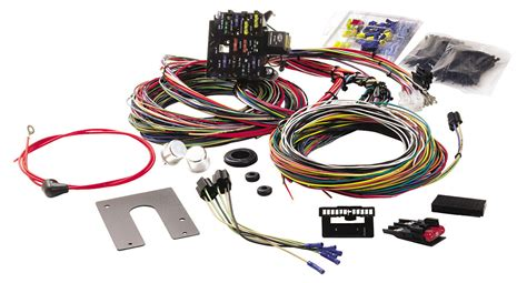 painless performance 1964 68 chevelle wiring harness 21 circuit classic non gm keyed dash