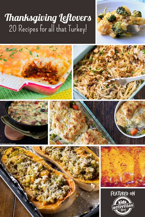thanksgiving leftovers 20 recipes for all that turkey fullact trending stories with the