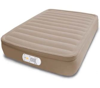 size aerobed 174 12 quot elevated home c mattress from aero onlinesports