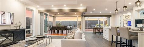 L Shaped Garages new home designs nsw award winning house designs