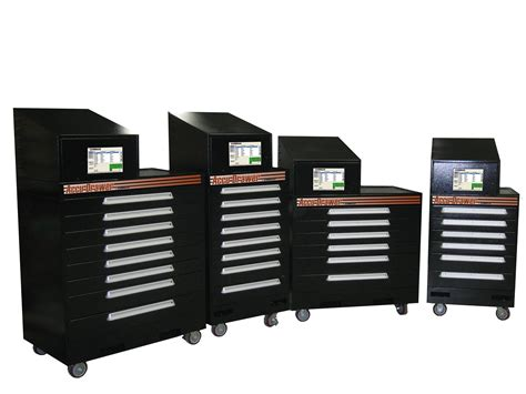 cribmaster showcases complete rfid tool system at