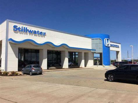 stillwater honda cars car dealership in stillwater ok