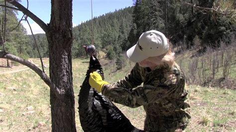 Cape Turkey how to cape a turkey part 1