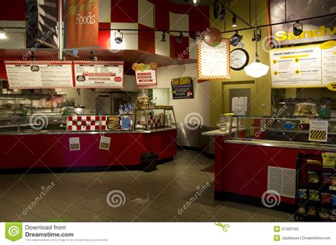 small food small food court editorial stock photo image 51393163