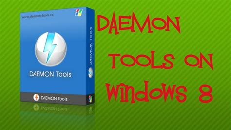 daemon tools lite windows 8 descargar daemon tools lite para windows 8 y 8 1