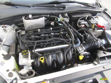 Ford 2 0 Engine by 2010 Ford Focus Se Sedan 2 0 Liter Dohc 16 Valve Vvt