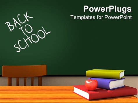 back to school powerpoint template 23 best images about proyectos que intentar on