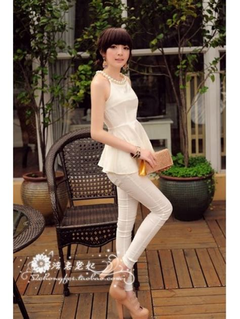 Atasan Import 86 baju atasan korea lengan panjang gudang fashion wanita