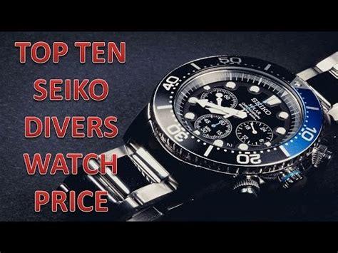 best seiko divers top ten seiko divers price