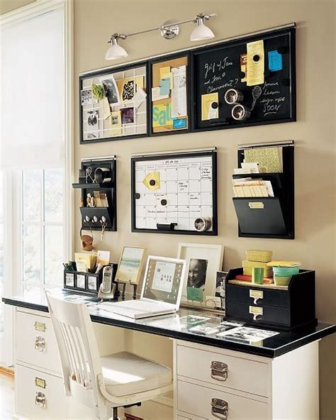 Office Space Organization Ideas Five Small Home Office Ideas