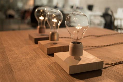 Wireless Can Lights by Wireless Levitating Light Can Last Up To 22 Years Woodz