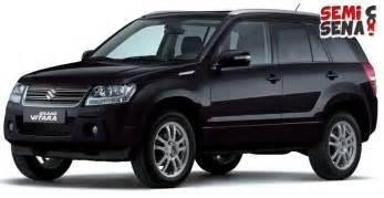 Spesifikasi Suzuki Grand Vitara Spesifikasi Dan Harga Suzuki Grand Vitara Semisena