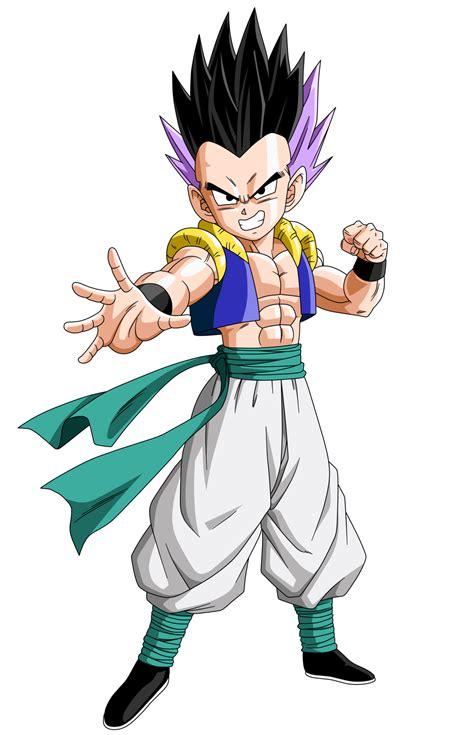 imagenes de goku biejo character profile gotenks awesome factbase wiki