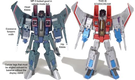 Takara Transformers Mp 11 Starscream 2017 Reissue With Coin 1 scorched earth toys 187 takara and hasbro masterpiece