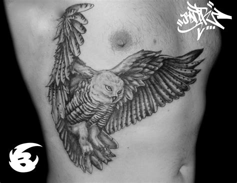 eagle tattoo by israel badder