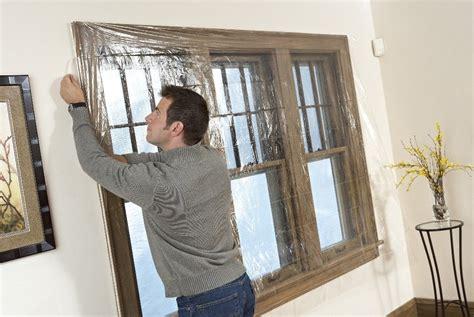 window coverings for winter 3m indoor window insulator kit 5 window weatherproofing