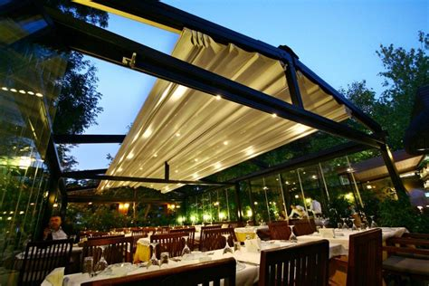 Retractable Deck Roof Retractable Roofing Scally Projects