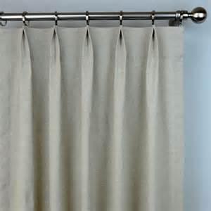 Oatmeal Linen Curtains Plain Oatmeal Linen Solid Curtains Pinch Pleat 84