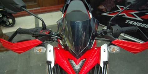 Termurah Aksesoris Protector Yamaha X Ride Set Guard Le 13 aksesori thailand bikin garang adventure x ride