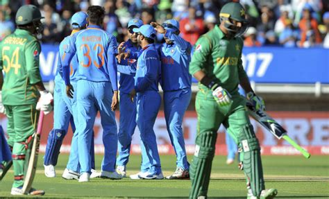 india vs pakistan india vs pakistan from in blue s supremacy arch