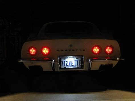 c3 led lights with corvette lights 3 images