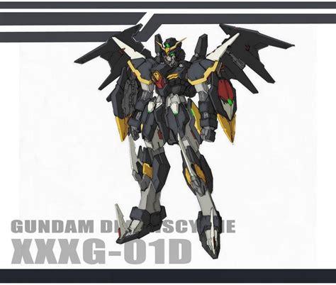 mobile suit gundam wing gundam deathscythe mobile suit gundam wing others
