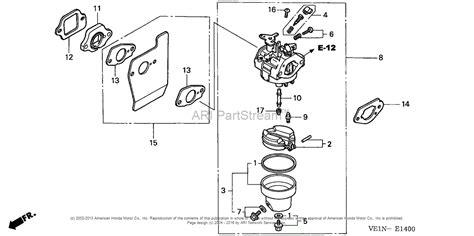 honda gx390 electric start wiring diagram honda gx390