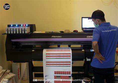 Printable Flex Surabaya | jasa sablon print cut printable dapur print