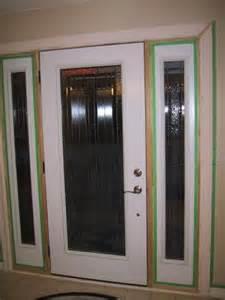 painting door frames painting front door