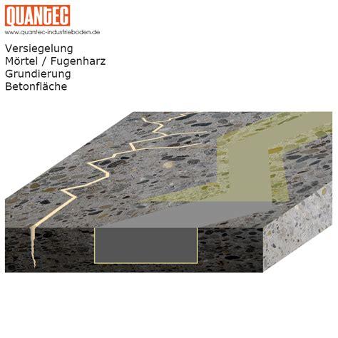 Risse Im Beton Sanieren by Riss Sanierung Industrieboden