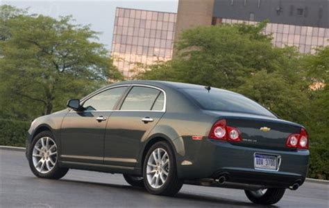 review: 2012 chevrolet malibu ltz the truth about cars