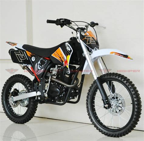 chinese motocross bikes dirt bike 150cc 200cc 250cc db609 china manufacturer