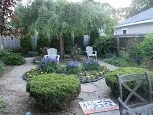 Grassless backyard outside pinterest