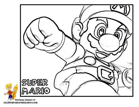 giant mario coloring pages mario bros coloring super mario bros free coloring