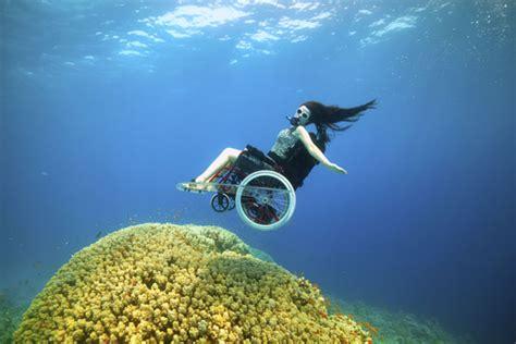 dive sea tedxzurich sea diving in a wheelchair