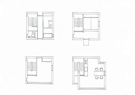 tadao ando floor plans pics for gt tadao ando 4x4 house floor plan