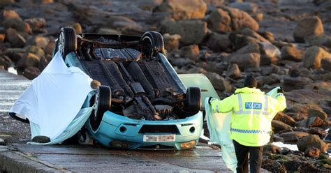 unanswered questions surround death  driver  flipped car  st marys causeway chronicle