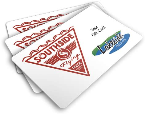 Pizza Gift Cards - lakeside pizza grill 187 gift cards