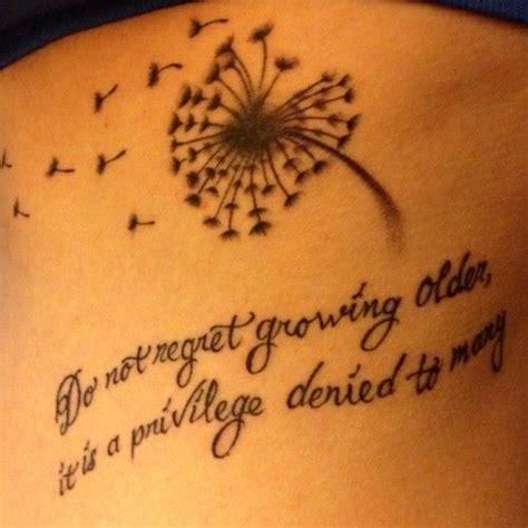 dandelion tattoo quotes tumblr 35 kick ass dandelion tattoo designs