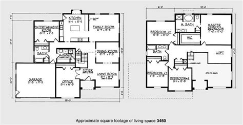 4 Bedroom 2 Storey House Plans by 4 Bedroom 2 Story House Floor Plans Best Of 4 Bedroom 2