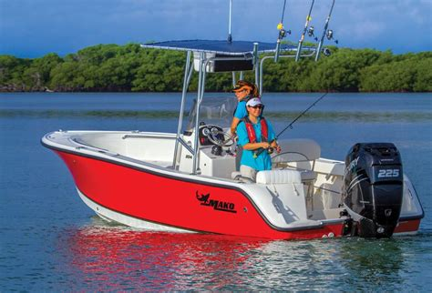 offshore mako boats mako boats offshore boats 2016 204 cc photo gallery