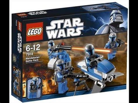 lego star wars 7914 mandalorian battle pack youtube