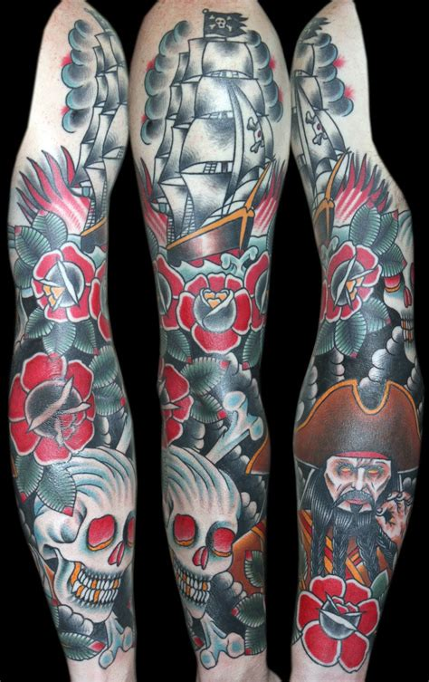 traditional sleeve tattoo 7 time honoured traditional sleeves tattoodo