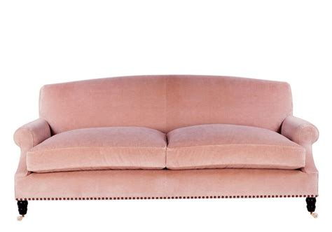 velvet sofa bed pink madeline stuart sofa design for my home