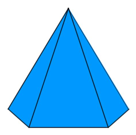 How To Make A Pentagonal Pyramid Out Of Paper - smart exchange usa pentagonal pyramid