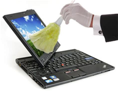 spring clean your laptop inside and out