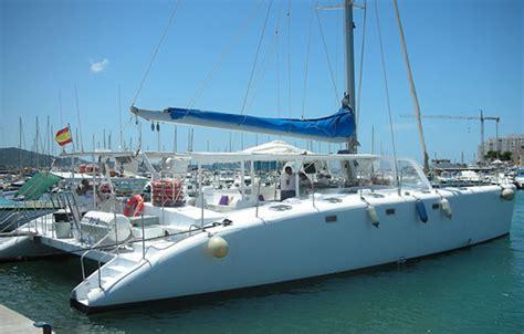 catamaran ibiza tour ibiza event boat charter catamaran 80 pax