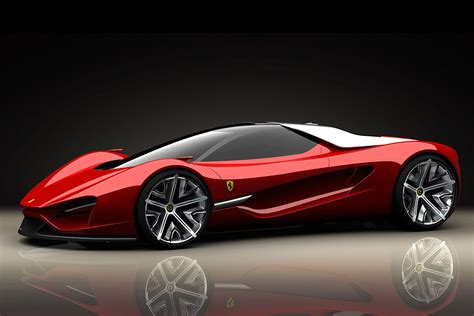 future ferrari samir sadikhov s xezri supercar concept for ferrari world