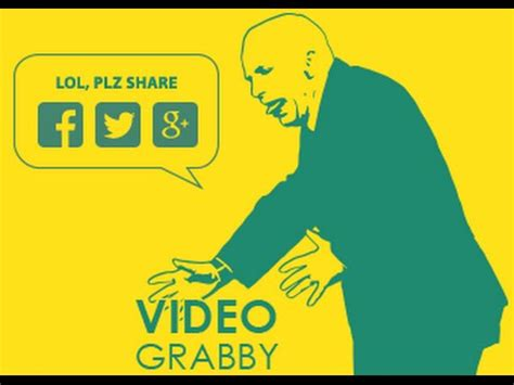 download youtube grabby how to download youtube videos using video grabby